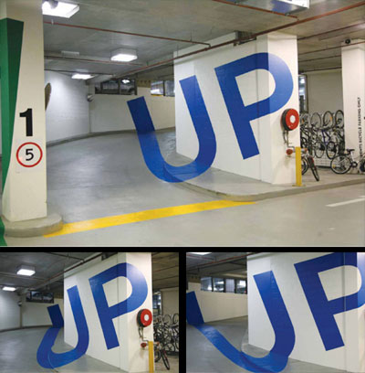 Foto: Eureka Carpark Up