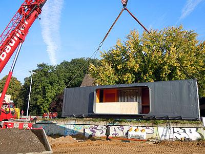 Gladbach Dock Landung 2