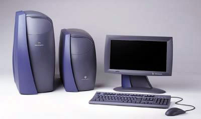 Foto sgi Workstation