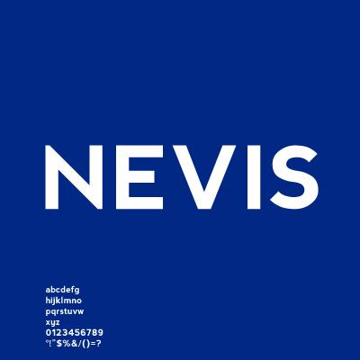 FreeFont: Nevis