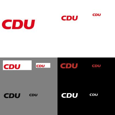 Grafik: CDU Logos