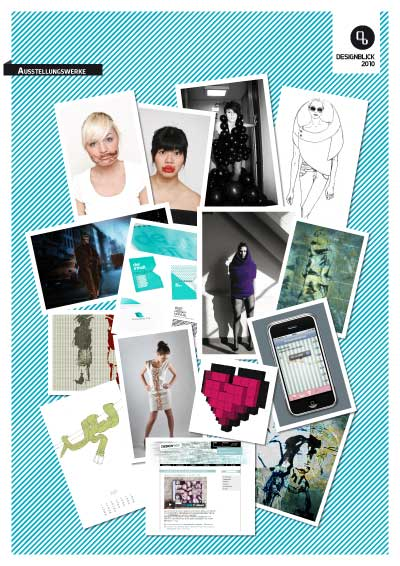 Grafik: Cover Designblick2010