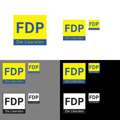 Grafik: FDP Logos
