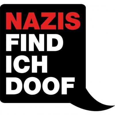 Grafik: nazis find ich doof