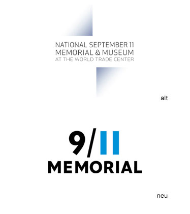 Grafik: Logo 9/II Memorial