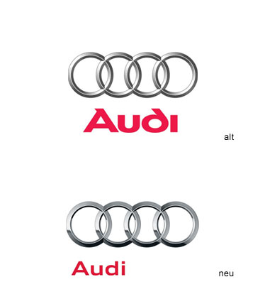 Grafik: Logo Audi