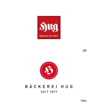 Grafik: Logo Hug