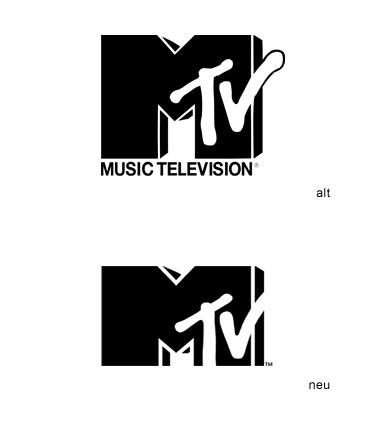 Grafik: Logo Mtv