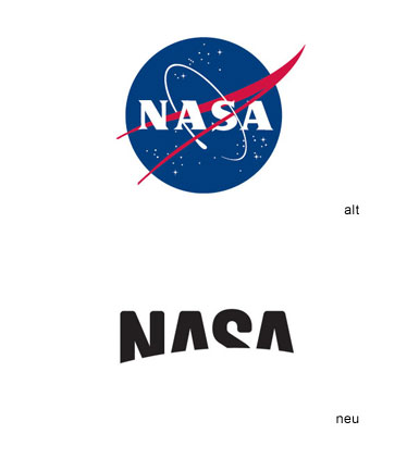 Grafik: Logo NASA