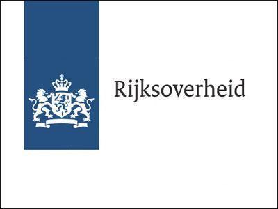 Grafik: Logo niederländische Regierung