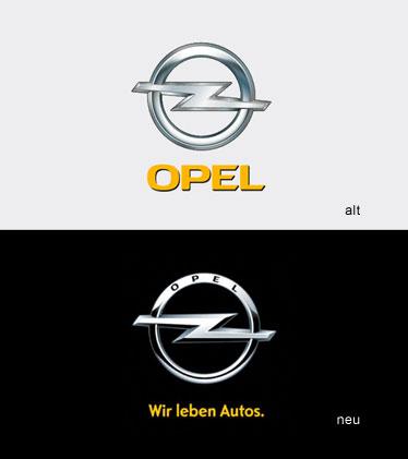 Grafik: Logo Opel