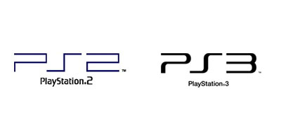 Grafik Logos PS2 PS3
