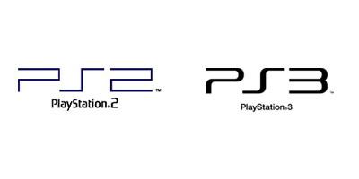 Grafik Logos PS2 PS3