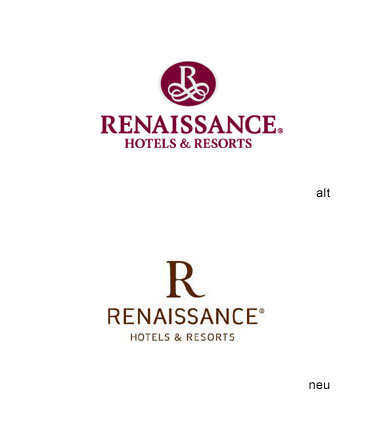 Grafik: Logo Renaissance Hotels & Resorts