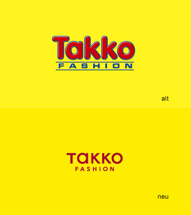 Grafik: Takko Fashion Logo