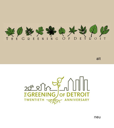 Grafik: Logo The Greening of Detroit