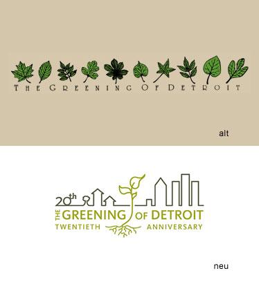 Grafik: Logo The Greening of Detroit