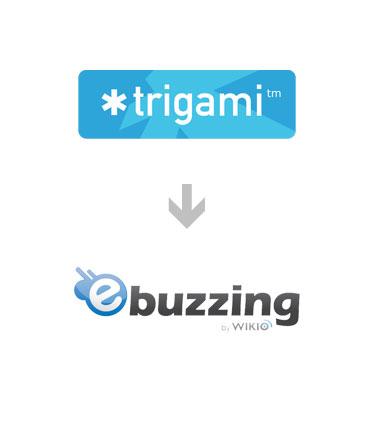 trigami wird ebuzzing