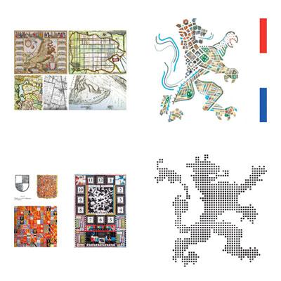 Grafik: Logo Niederlande Konzept
