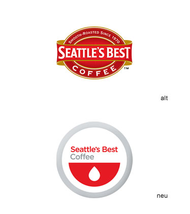 Grafik: Logos: Seattles Best Coffee