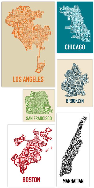 Grafik: Ork typografische Poster
