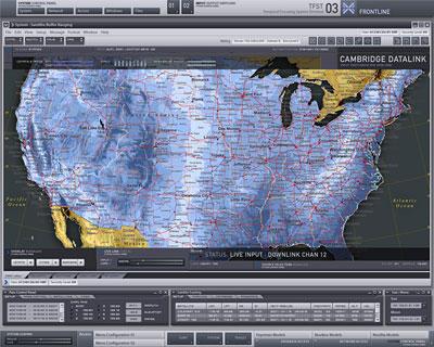 Screenshot Interface Deja Vu