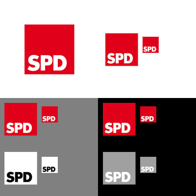Grafik SPD Logos
