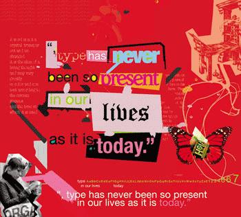 Poster: Helvetica Now #3