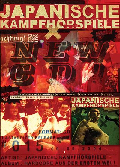 Abbildung: Poster JAKA