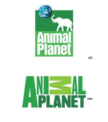 Logos: Animal Planet