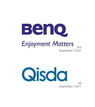benq wird qisda