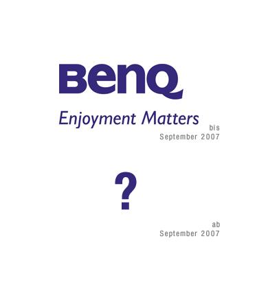 BenQ Enjoyment Matters