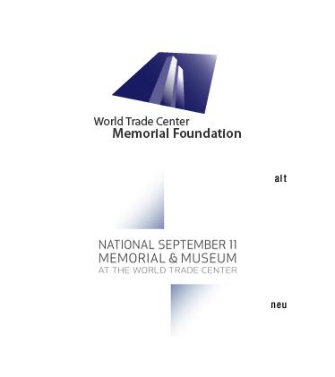 Logo WTC Memorial