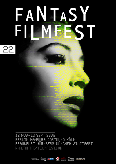 Grafik: Poster Fantasy Filmfest 2008
