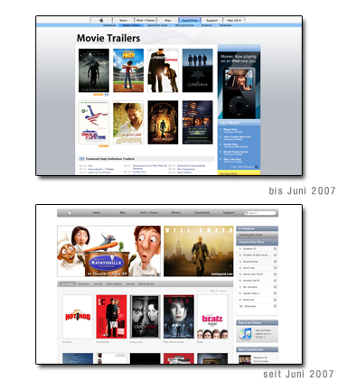 Apple Trailers