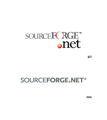 ReDesign SourceForge.net