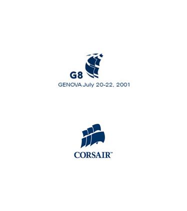 G8 2001 vs. Corsair