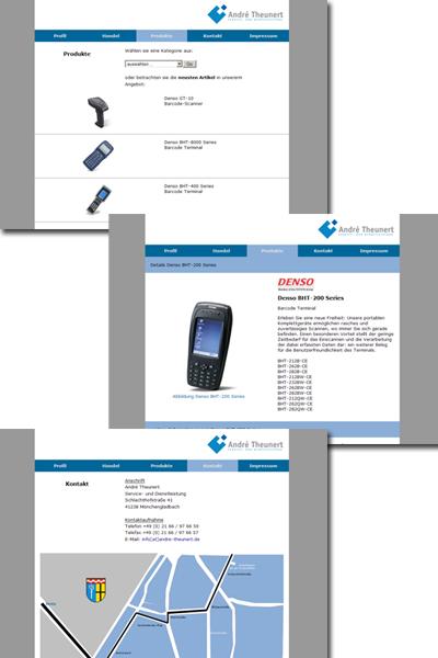 Web-Design André Theunert