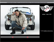 Website healey.de Alt